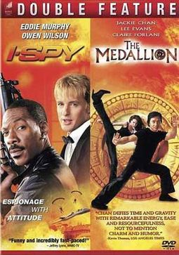I Spy / The Medallion (2-DVD)