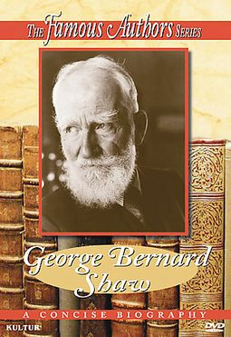 Famous Authors Series - George Bernard Shaw