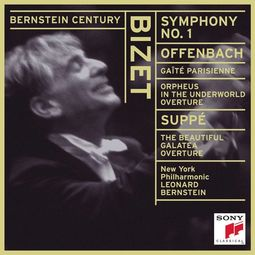 Conducts Bizet / Offenbach / Suppe