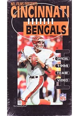 Football - Cincinnati Bengals 1994 Team Video