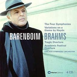 The Four Symphonies / Variations on a Theme by
