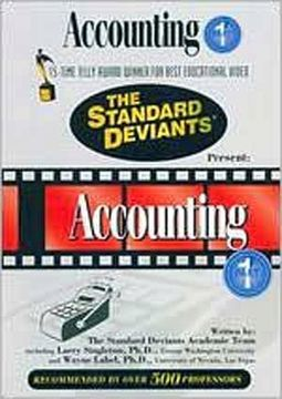 Standard Deviants - Accounting Part 1