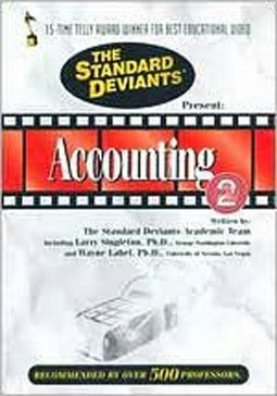 Standard Deviants - Accounting Part 2