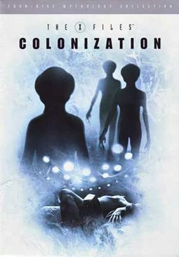 Volume 3: Colonization (4-DVD)