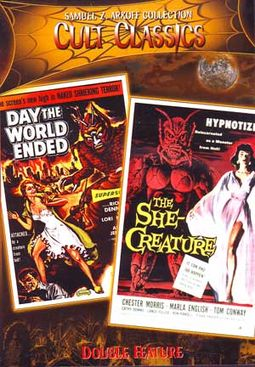 Day The World Ended / The She-Creature (Samuel Z.