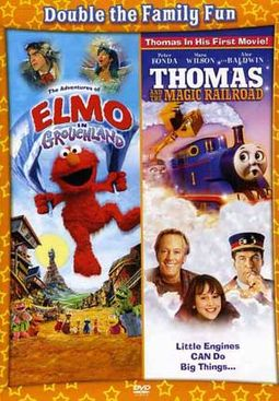 The Adventures of Elmo in Grouchland / Thomas and
