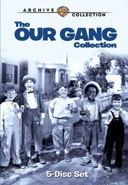 Our Gang Collection (52 Short Films, 1938-1942)