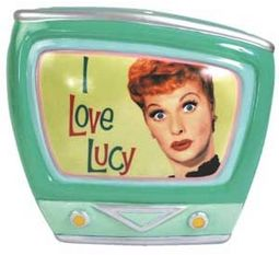 I Love Lucy Television Style - Ceramic Bank