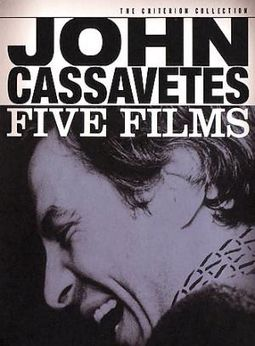 John Cassavetes: Five Films (8-DVD)