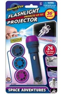 Flashlight Projector - Space!