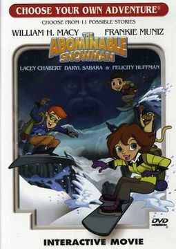 The abominable snowman choose your own adventure for Choose your own home
