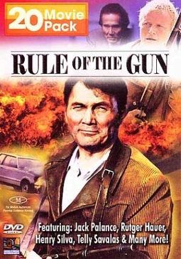 Rule of the Gun - 20 Movie Pack (5-DVD)