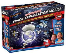 Remote Control Space Exploration Mobile
