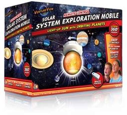 Solar System Exploration Mobile