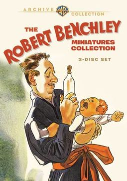 The Robert Benchley Miniatures Collection (30