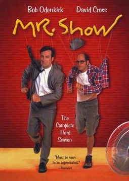 Mr. Show - Complete Season 3 (2-DVD)
