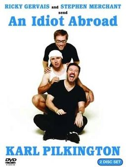 An Idiot Abroad (2-DVD)