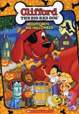 Clifford the Bid Red Dog - Clifford's Big