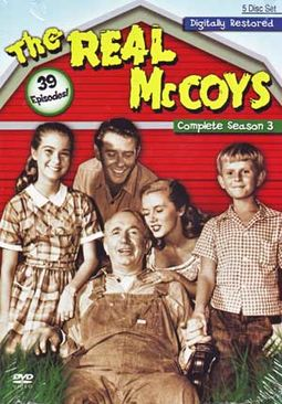 Real McCoys - Season 3 (5-DVD)
