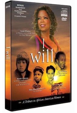 I Will A Tribute To African-American Women (2-DVD)