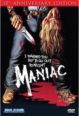 Maniac (30th Anniversary Edition) (2-DVD)