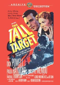 The Tall Target (Full Screen)