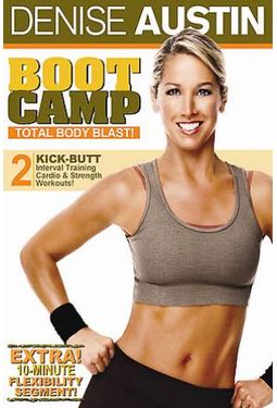 Denise Austin - Boot Camp Total Body Blast