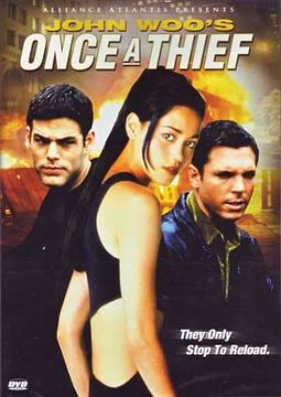 Once a Thief (Series Pilot)
