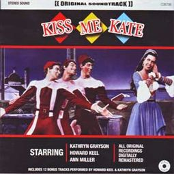 Kiss Me Kate (Original Soundtrack with Bonus