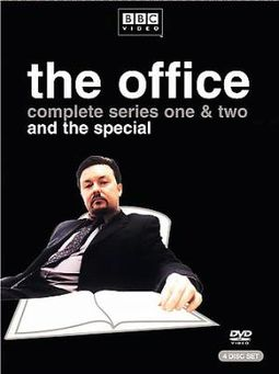 Office (UK) - Complete Series 1 & 2 and Special