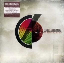 Coheed And Cambria Year Of The Black Rainbow 2 Lps