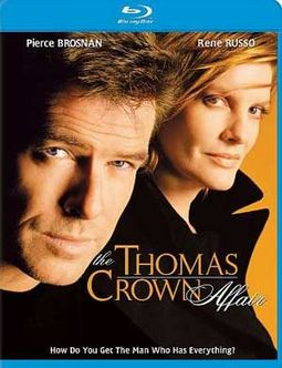 The Thomas Crown Affair (Blu-ray + DVD)