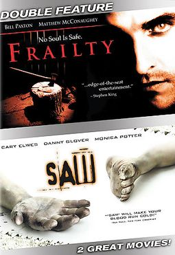 Frailty / Saw (2-DVD)