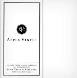 "Apple Venus (13 x 7"" Singles / Small Spindle Hole)"