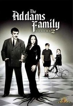 The Addams Family - Volume 2 (3-DVD)