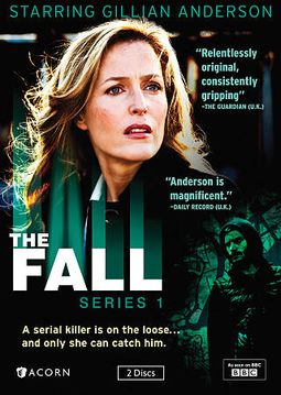 The Fall - Series 1 (2-DVD)