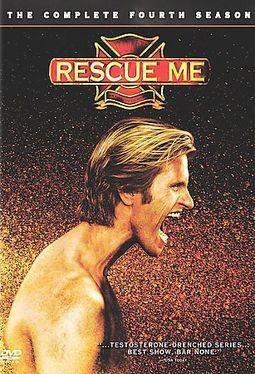 Rescue Me - Complete 4th Season (4-DVD)