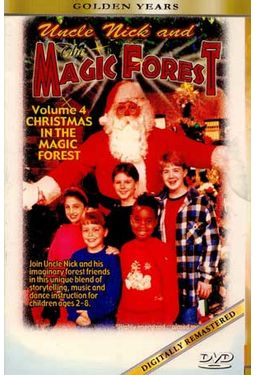 Uncle Nick and the Magic Forest, Volume 4: