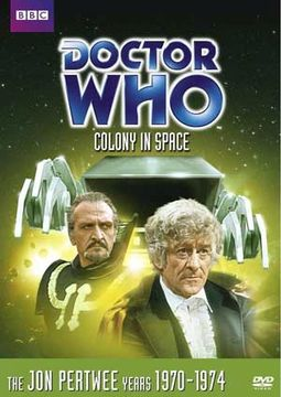 Doctor Who - #058: Colony in Space