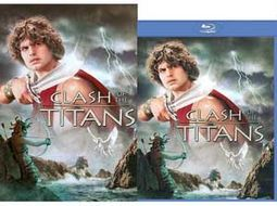 Clash of the Titans (Blu-ray + DVD)