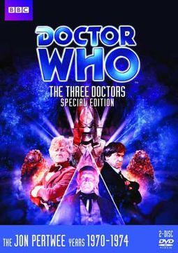 Doctor Who - #065: The Three Doctors (Special