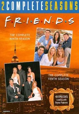 Friends - Complete 9th & 10th Seasons (8-DVD)