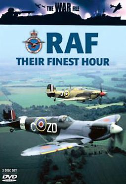 RAF - Their Finest Hour (3-DVD)