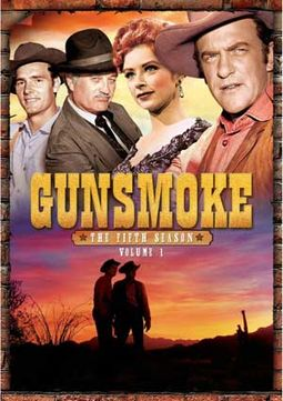 Gunsmoke - Season 5 - Volume 1 (3-DVD)