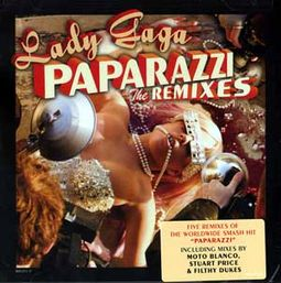Paparazzi Remixes (7 Versions)