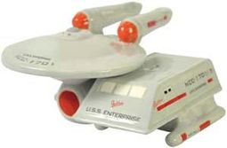 Star Trek - Enterprise & Shuttle Salt & Pepper