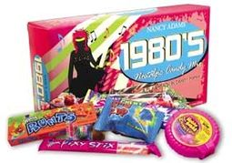 Birthday - 1980's Nostalgic Candy Mix