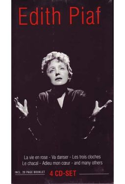 Edith Piaf [Import] (4-CD)