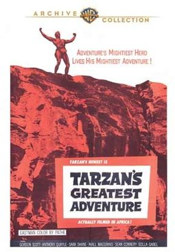 Tarzan's Greatest Adventure (Widescreen)