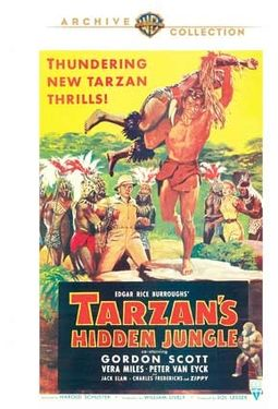 Tarzan's Hidden Jungle (Widescreen)